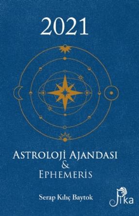 2021 Astroloji Ajandası & Ephemeris